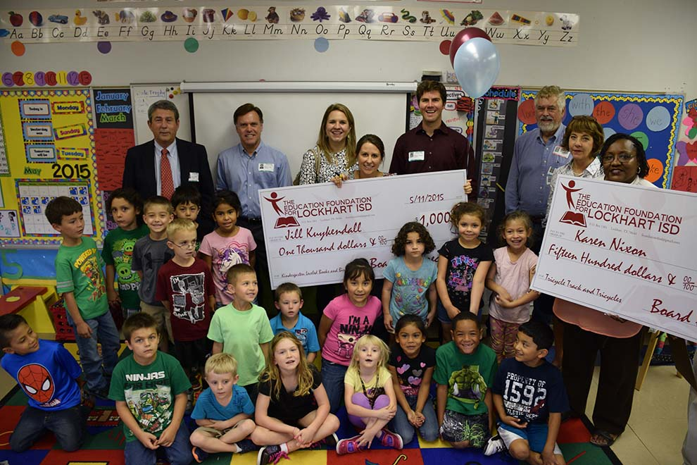 Education Foundation - Grant Awards