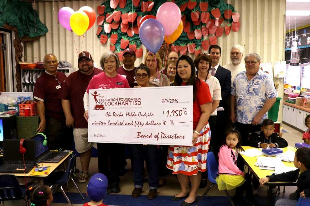 Education Foundation - Prize Patrol
